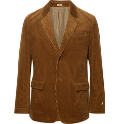 Undercover Slim-Fit Cotton-Corduroy Blazer