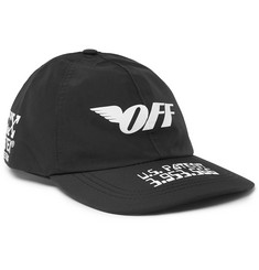 Off-White Logo-Print GORE-TEX Cap