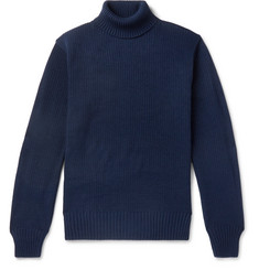 Blue Blue Japan - Knitted Rollneck Sweater
