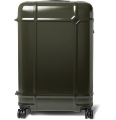Globe Spinner 76cm Suitcase - Green