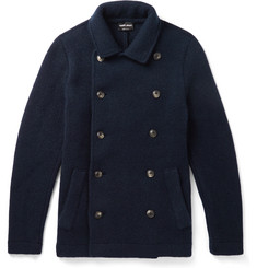 Giorgio Armani - Slim-Fit Double-Breasted Cashmere-Blend Coat