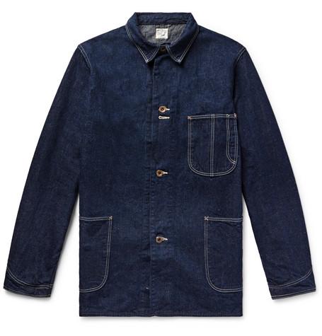 ORSLOW '40S Denim Jacket - Dark Denim