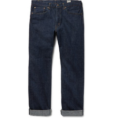 OrSlow - 107 Washed Selvedge Denim Jeans