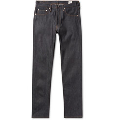 OrSlow 105 Raw Denim Jeans
