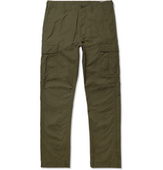 OrSlow Cotton-Ripstop Cargo Trousers