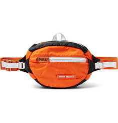 Heron Preston Appliquéd Ripstop Belt Bag