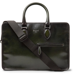 Berluti - Un Jour Mini Leather Briefcase