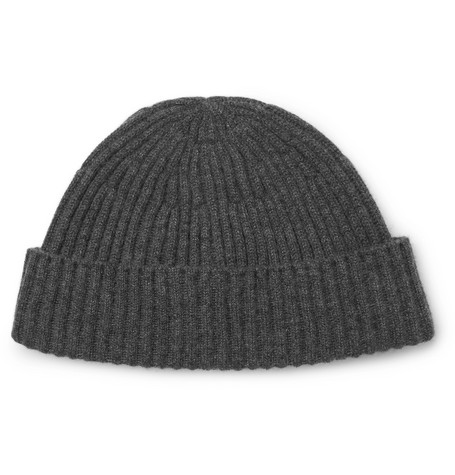 Ribbed Cashmere Beanie Brunello Cucinelli fMbEjYoxPH