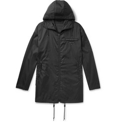 Prada Nylon Hooded Parka