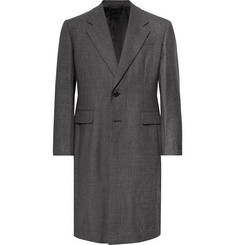 Prada Mélange Wool Coat