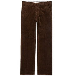 AMI Cotton-Corduroy Trousers