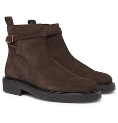 AMI - Suede Boots