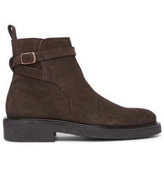 AMI Suede Boots