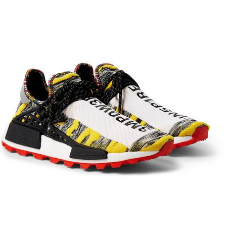 be37715e1 Adidas Consortium Adidas Originals By Pharrell Williams Solarhu Nmd In Multi
