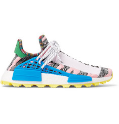 adidas Consortium + Pharrell Williams SOLARHU NMD Primeknit Sneakers