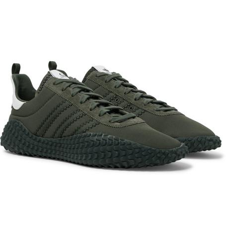 best sneakers ca174 3f545 adidas Consortium+ C.P. Company Kamanda Sneakers
