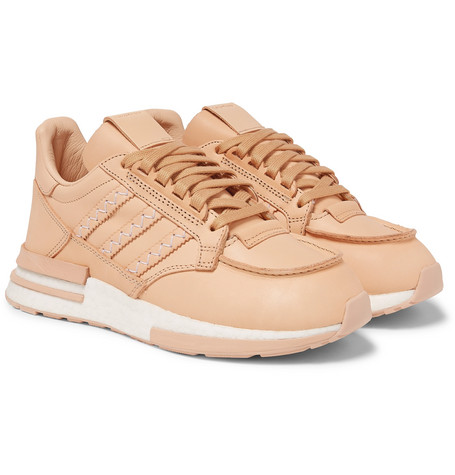 9324690d9 adidas Consortium+ Hender Scheme ZX 500 RM MT Leather Sneakers