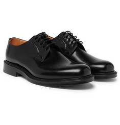 Church's - Shannon Polished-Leather Whole-Cut Derby Shoes