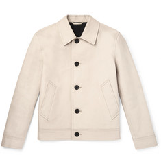 AMI Cotton-Twill Jacket