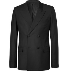 AMI - Double-Breasted Wool Blazer