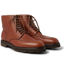 John Lobb - Helston Full-Grain Leather Boots