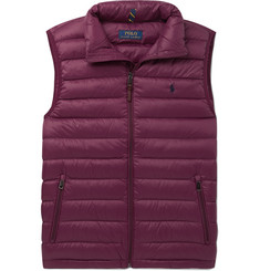 Polo Ralph Lauren - Quilted Shell Down Gilet