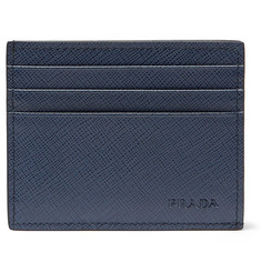 Prada Saffiano Leather Cardholder