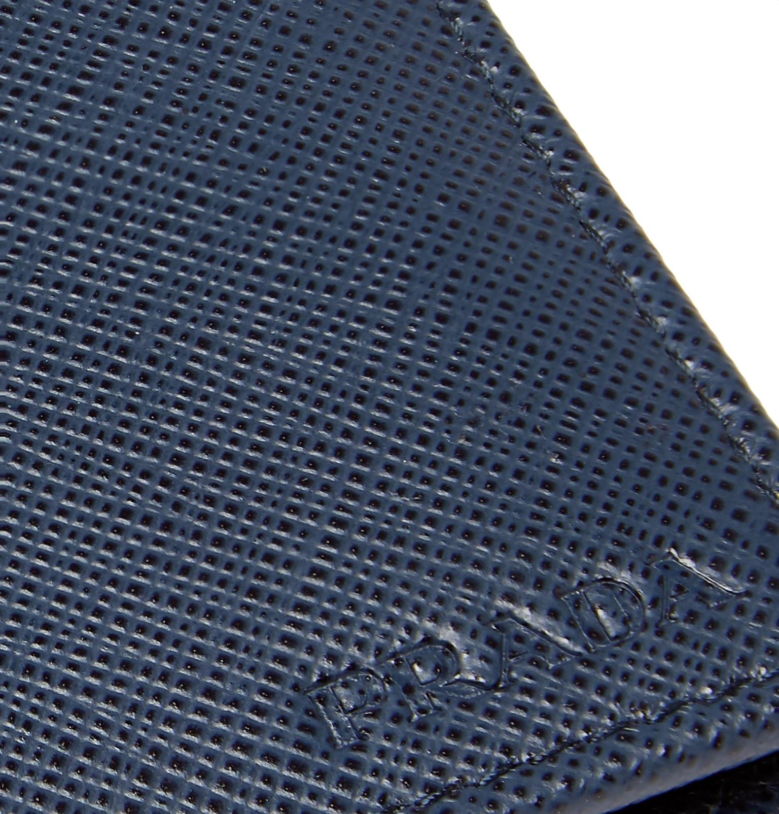 47145096cd0c Prada - Saffiano Leather Billfold Wallet