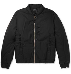 Stone Island Shadow Project Virgin Wool-Blend Down Bomber Jacket