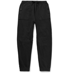 Stone Island Shadow Project Tapered Fleece-Back Cotton-Jersey Sweatpants
