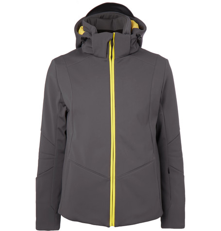 Fendi – Appliquéd Ski Jacket – Gray