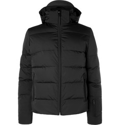 Fendi Appliquéd Quilted Down Ski Jacket