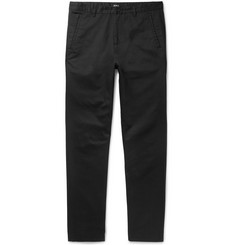 A.P.C. Terry Slim-Fit Cotton-Gabardine Trousers