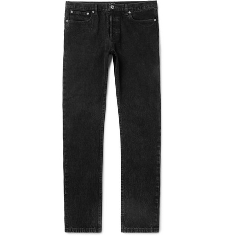 Petit Standard Slim-fit Denim Jeans