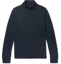 A.P.C. Marcelino Merino Wool Rollneck Sweater