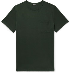 A.P.C. Jess Cotton-Jersey T-Shirt