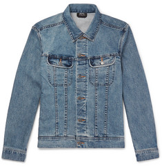 A.P.C. Slim-Fit Denim Jacket