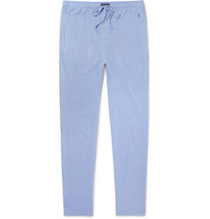 Polo Ralph Lauren Harbour Island Slim-Fit Cotton-Piqué Pyjama Trousers