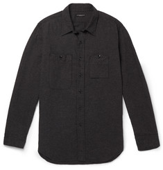 Engineered Garments Cotton-Flannel Shirt
