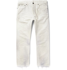 John Elliott - The Kane 2 Distressed Denim Jeans