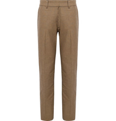 Noon Goons Houndstooth Cotton Trousers
