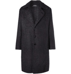 Neil Barrett Textured Woven Overcoat