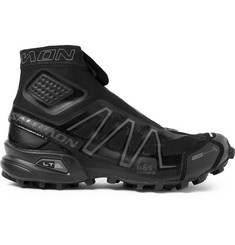 Salomon - Snowcross Mesh and Neoprene Boots