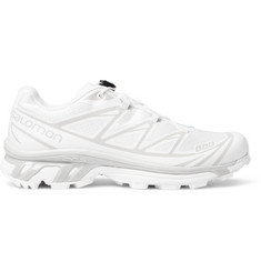 Salomon - S/LAB XT-6 Softground Mesh and Rubber Running Sneakers