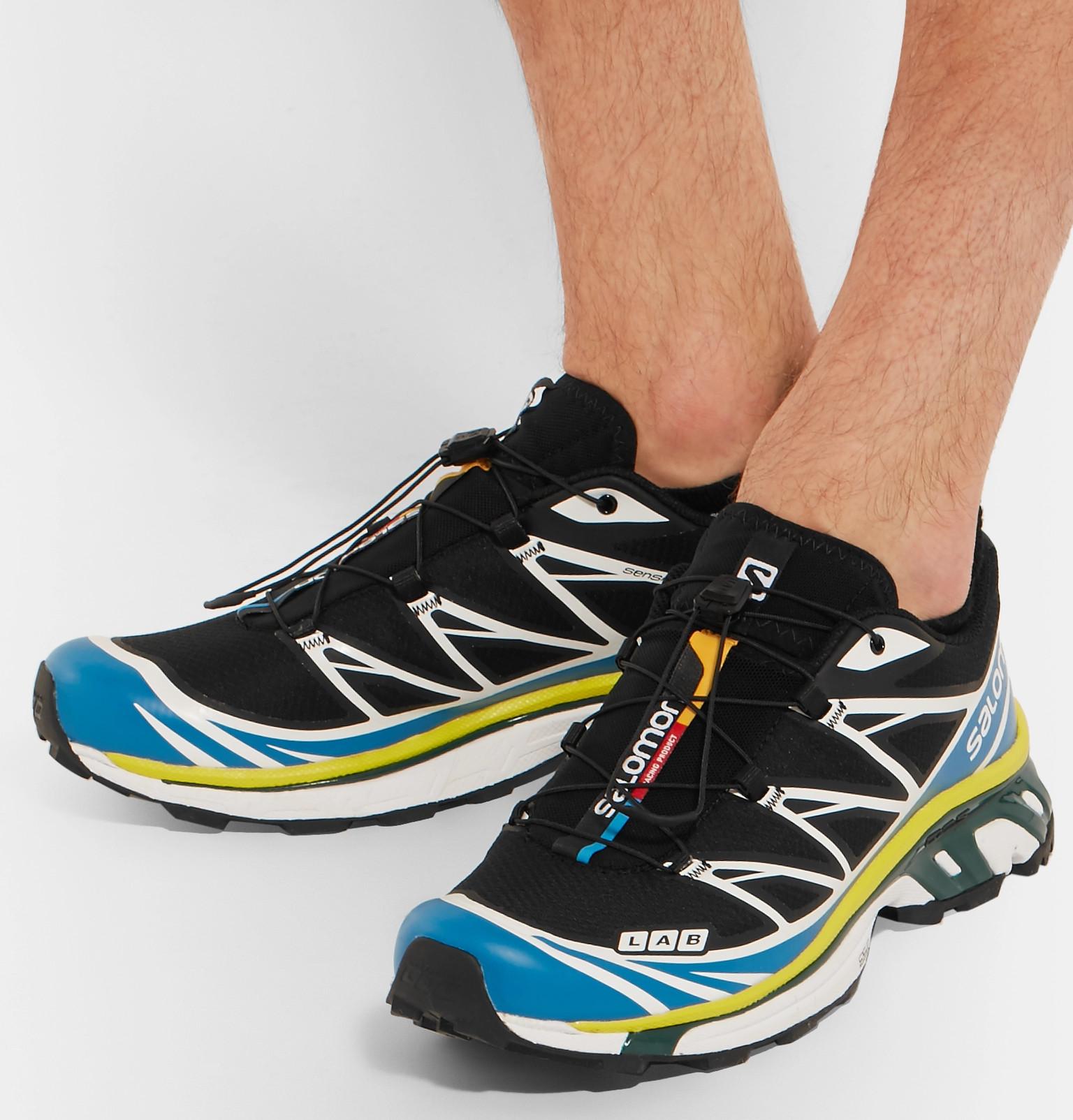 Softground Salomon Slab 6 Sneakers Xt Adv Running THwaqA16w