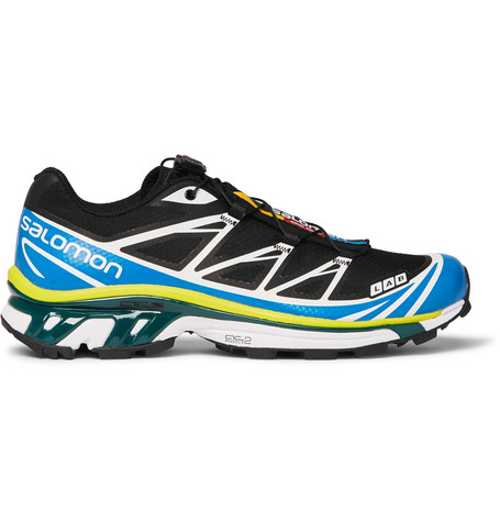 S/Lab Xt 6 Softground Adv Running Sneakers by Salomon