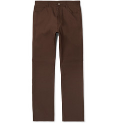 Maison Margiela - Slim-Fit Gabardine Trousers