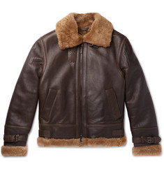 Brioni - Shearling Jacket