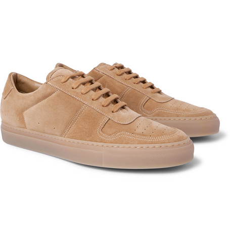30139ac4d4b9a3 Shoptagr | B Ball Suede Sneakers by Common Projects