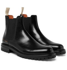 Common Projects - Leather Chelsea Boots